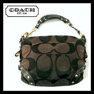 Coach Signature Carly Shoulder Bag 10609